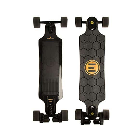 volve GTX Bamboo Street Electric Skateboard